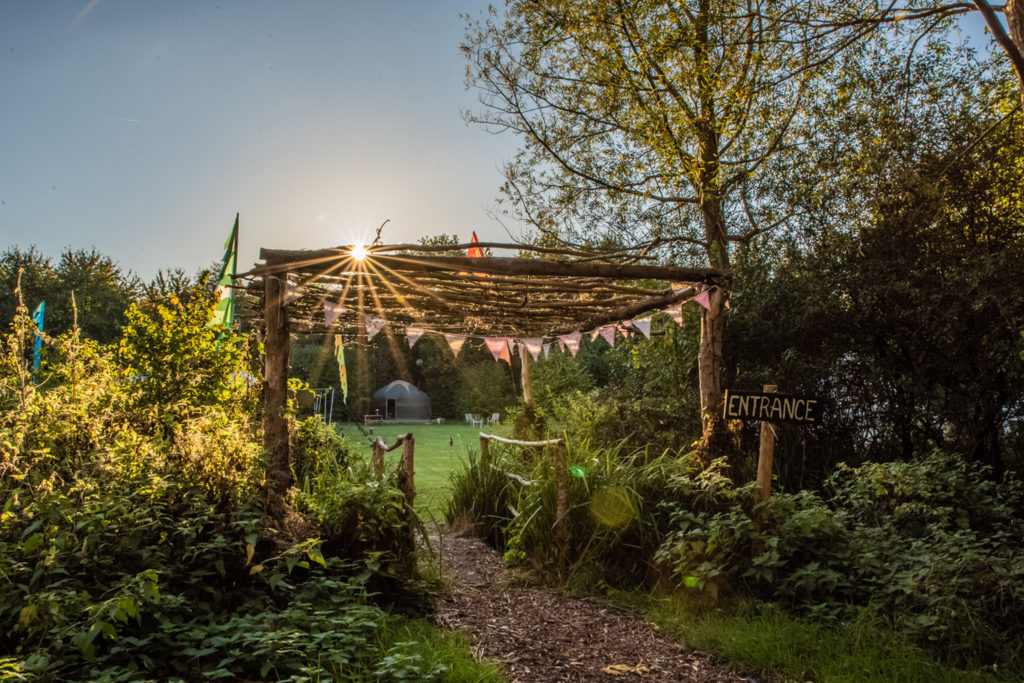 Glamping Colchester, Essex